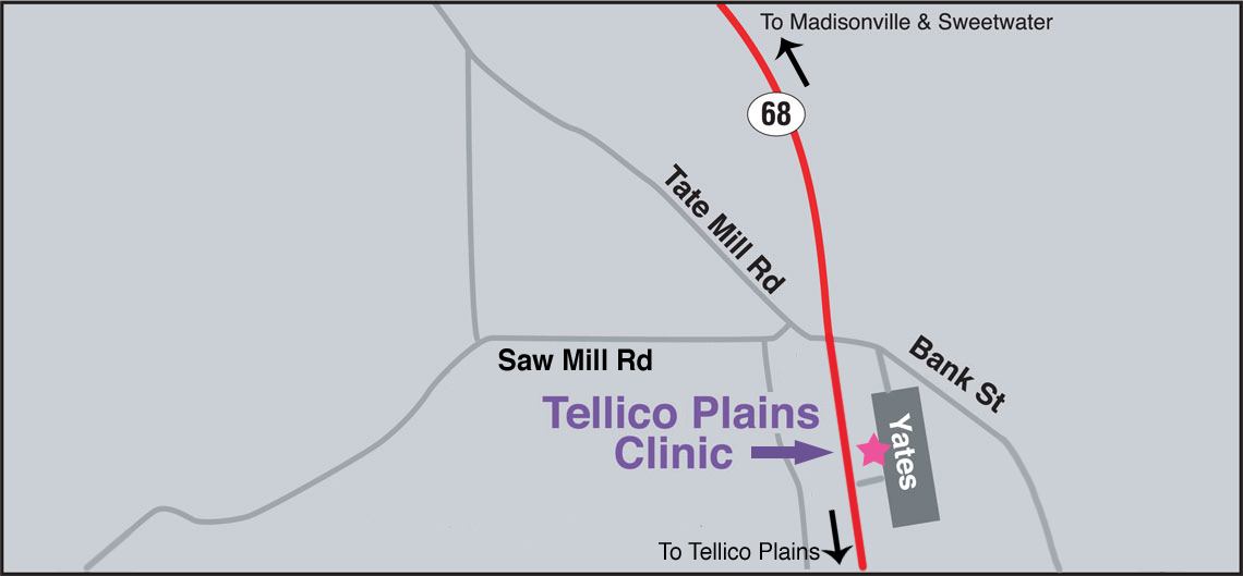 map to tellico plains tn office